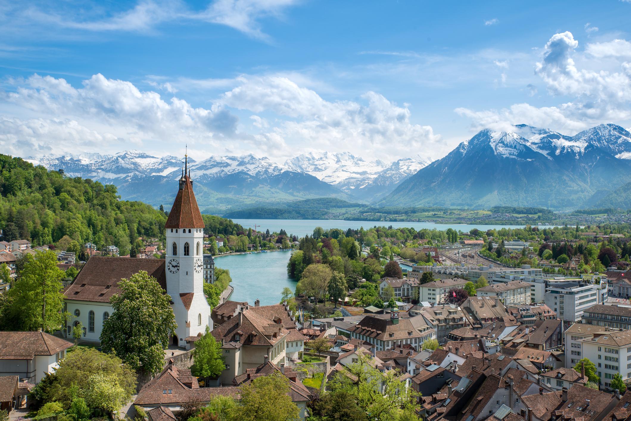 Switzerland FTTH Network Incognito